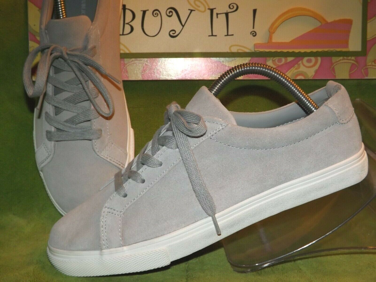 Banana Republic Men's Suede Lace-up Sneaker-Size 8M NWOB