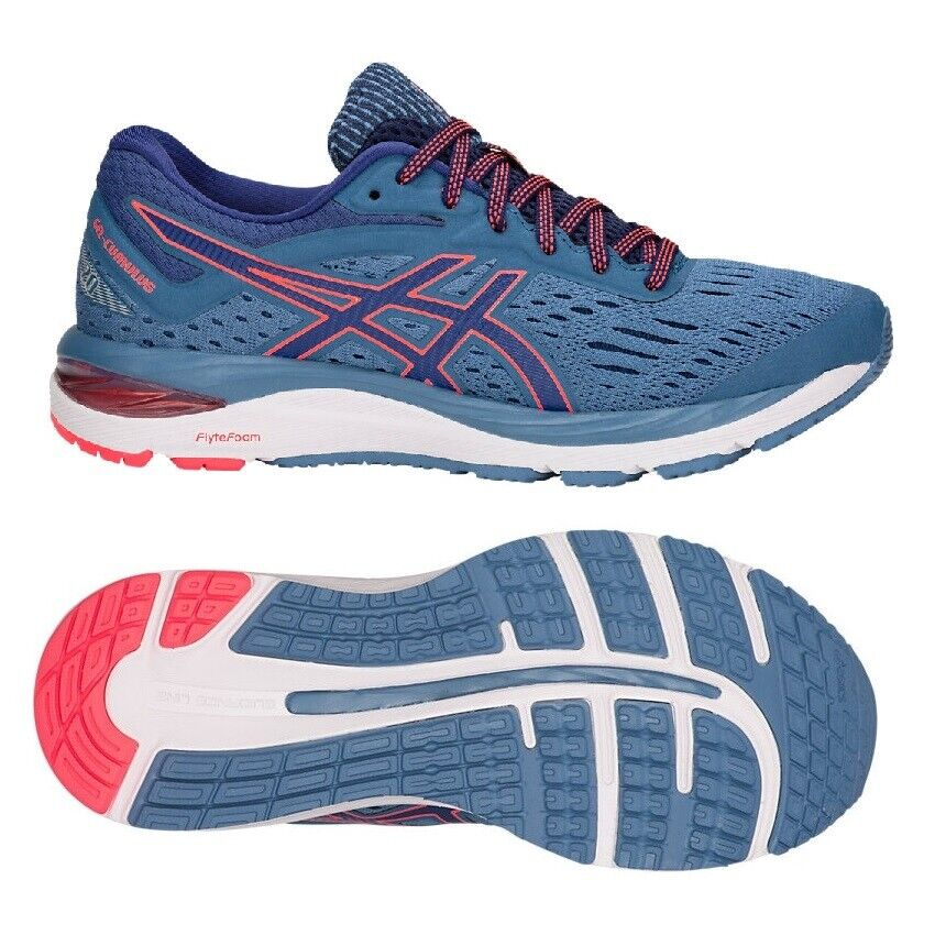 Asics Gel-Cumulus 20 38-40.5 Mujer Correr Sport Zapatos Neutral Zapatillas para