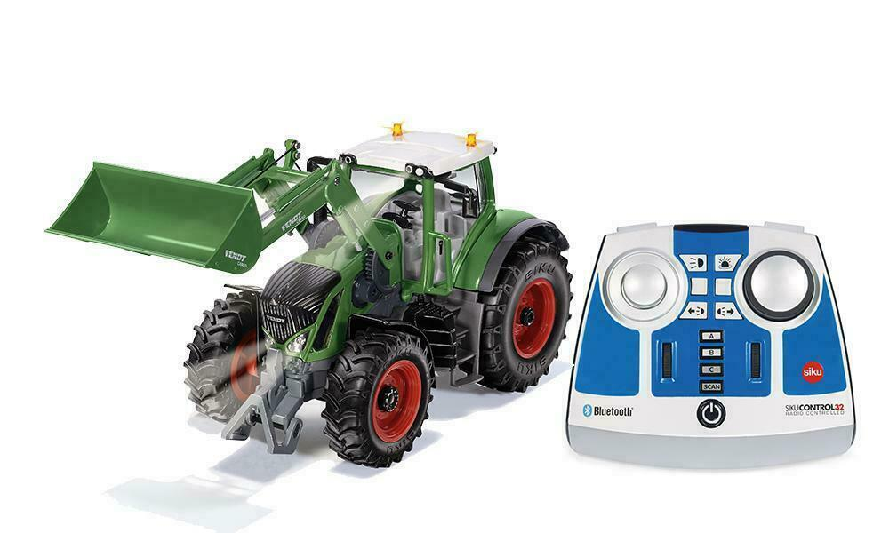 Siku Control32 6796 Fendt 933 Vario with Front Loader blueetooth Radio Controll