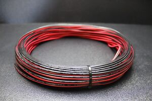 18-GAUGE-PER-10-FT-RED-BLACK-ZIP-WIRE-AWG-CABLE-POWER-GROUND-STRANDED-COPPER-CAR