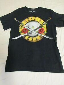 Guns N Roses 2017 Japan Tour Official T Shirt S Ebay