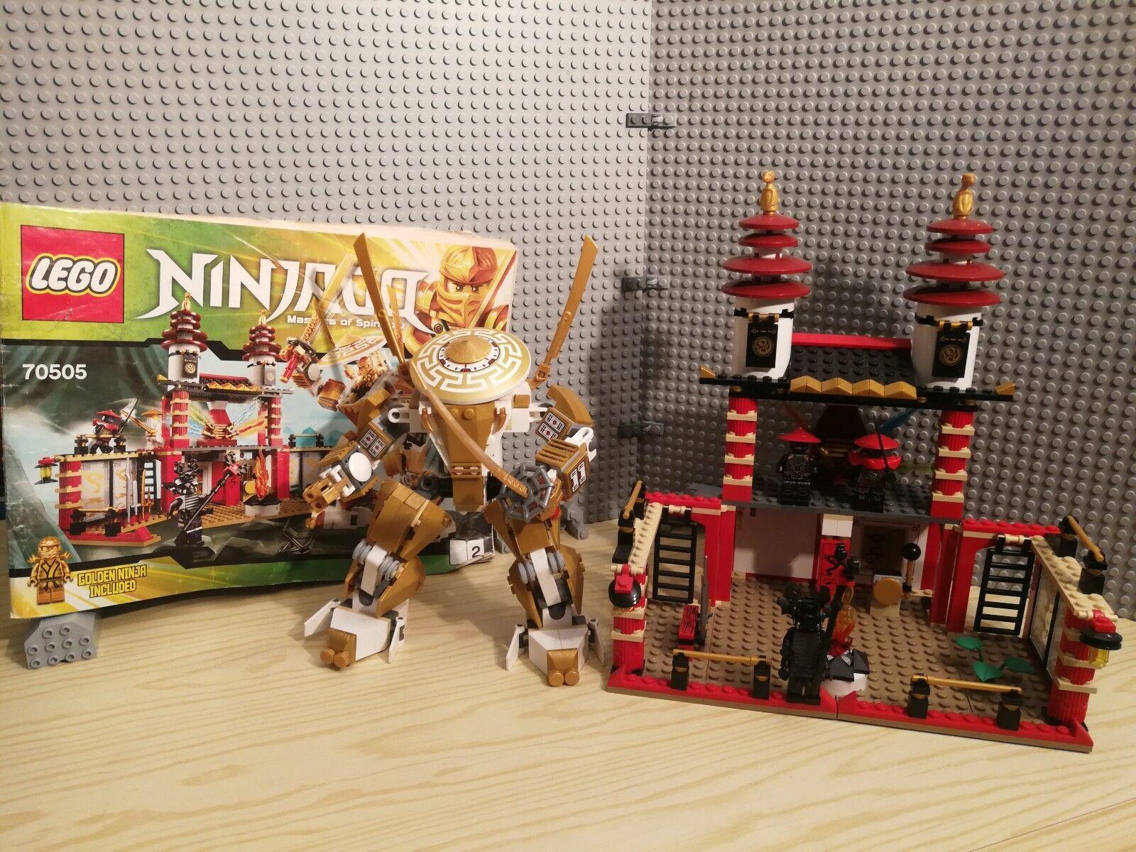 LEGO NINJAGO TEMPIO DELLA LUCE  70505