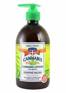 Herbal-Massage-Gel-with-HEMP-OIL-500-ml-Bottle