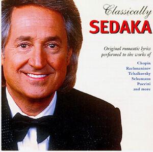 NEIL-SEDAKA-CLASSICALLY-Original-1995-release-RARE-collector-item-LIKE-NEW