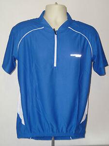 c99da8fc5a03c5 Maglie Ciclismo BNWT Muddyfox ciclismo a maniche corte jersey blu/bianco  sn31 Unisex