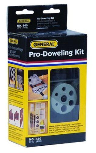 Pro-Doweling Kit General 840