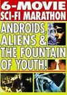 6-Movie Sci-Fi Marathon: Androids, Aliens  the Fountain of Youth (DVD, 2010, 3-Disc Set)