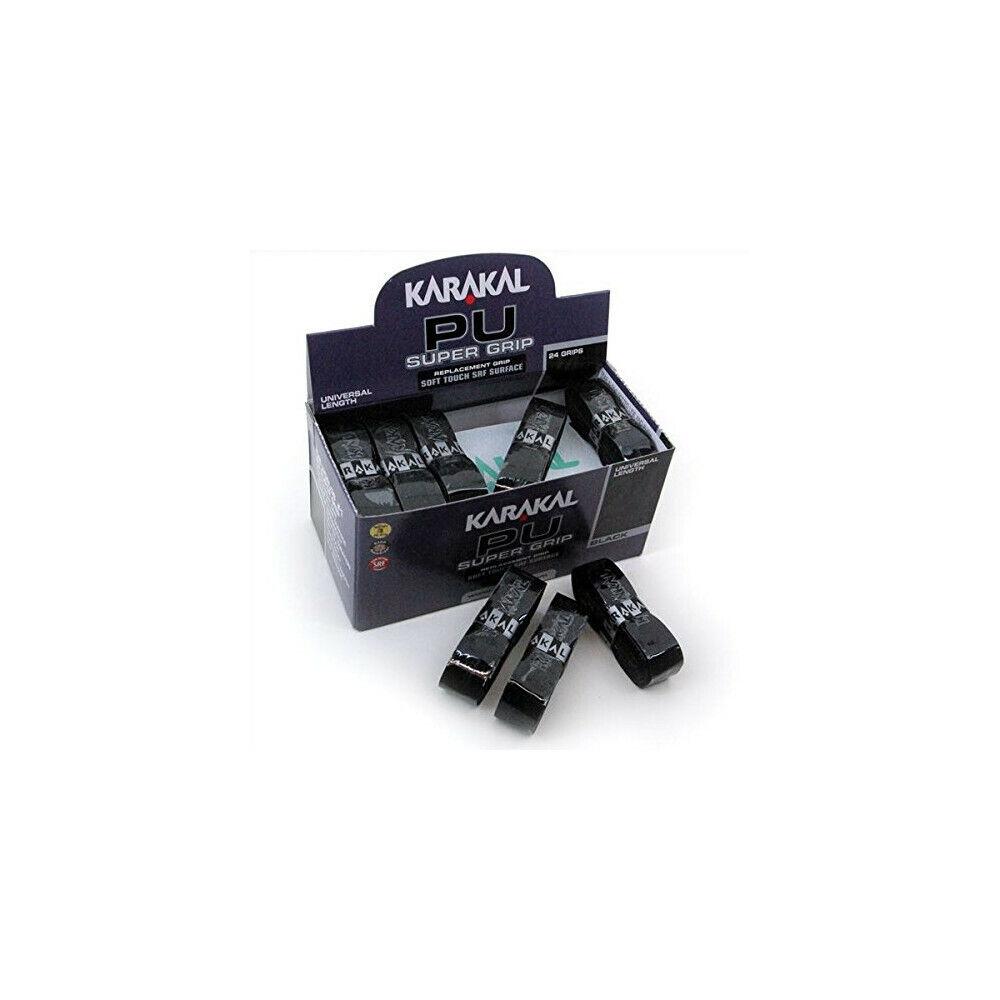 Karakal PU Super Grip 24er Box Schwarz Neu & Portofrei