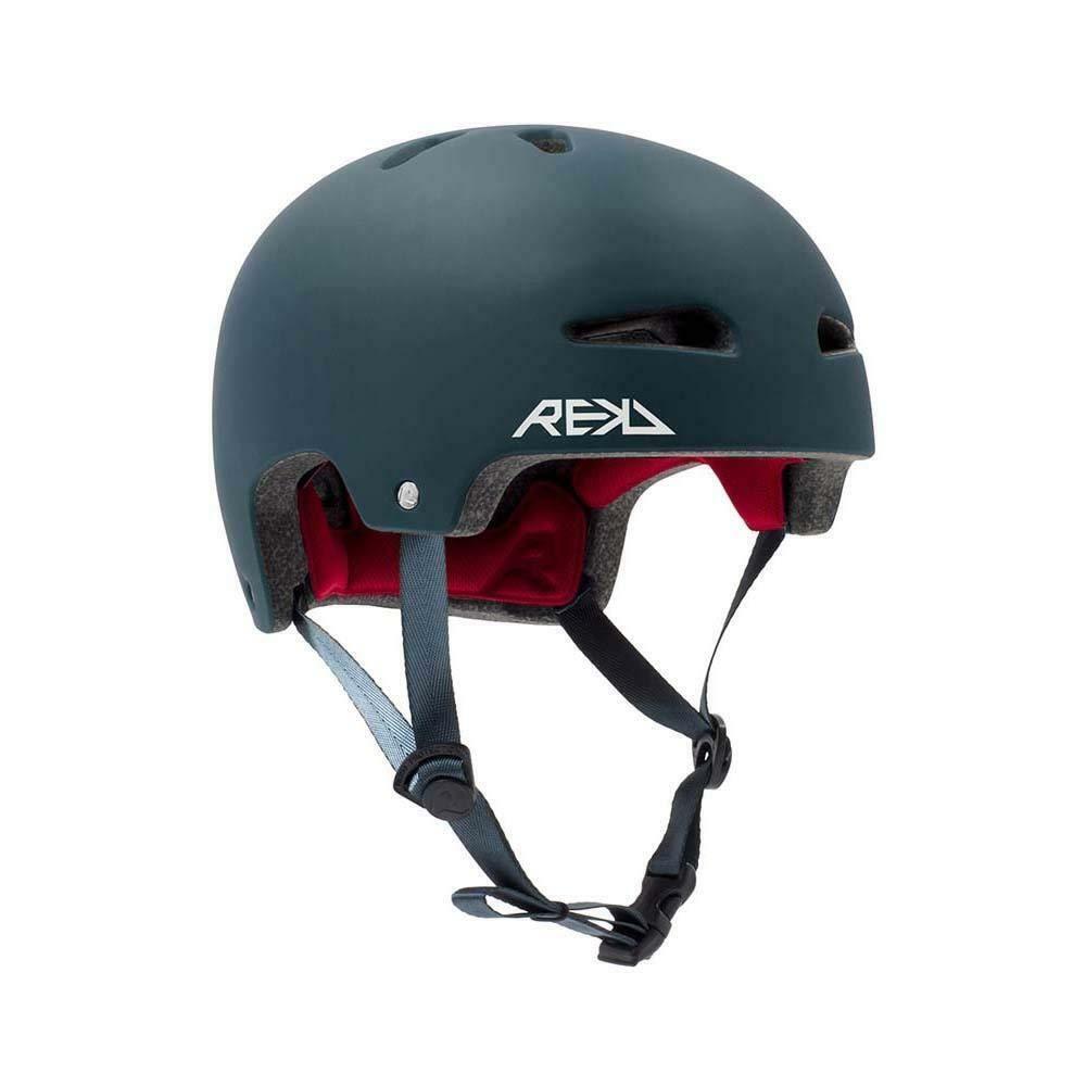 Rekd Ultralite In-Mold Helm - Blau