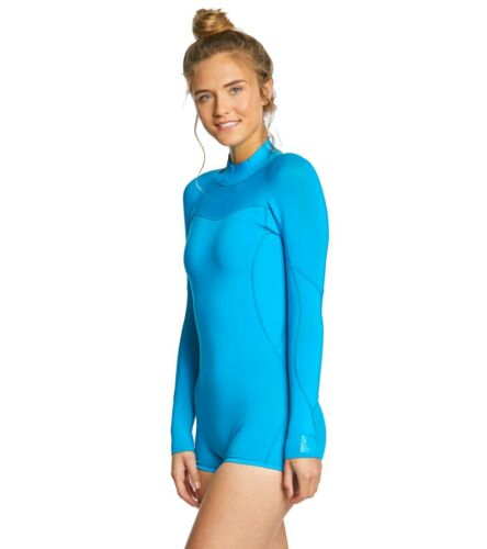 Body Glove Women/'s Smoothies 2MM Back Zip Long Sleeve Spring Suit Wetsuit NEW!!!