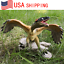 Archaeopteryx Pterodactyl Figure Toy Education Model Christmas Gift for Boy