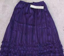 NEWPORT NEWS Women Skirt Size -10- W32-34 X L40. TAG NO. 311P