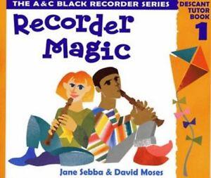 Recorder-Magic-Recorder-Magic-Descant-Tutor-Book-1-Tutor-Book-Bk-1-Moses
