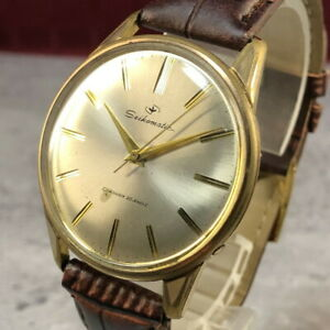 OH-serviced-Vintage-1960-039-s-Seiko-Seikomatic-20-Jewels-15031D-Automatic-357
