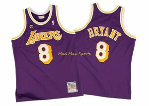 100% Authentic KOBE BRYANT LA Lakers 1998 All Star MITCHELL & NESS ...