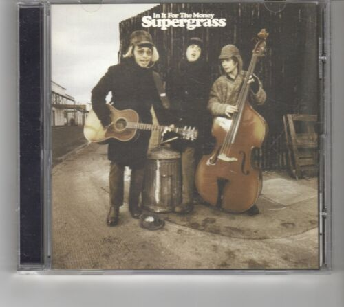 1 of 1 - (HN953) Supergrass, In It For The Money - 1997 CD