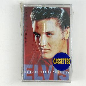 ELVIS PRESLEY The Elvis Presley Collection CASSETTE 1998 ROCK (SEALED/UNPLAYED)