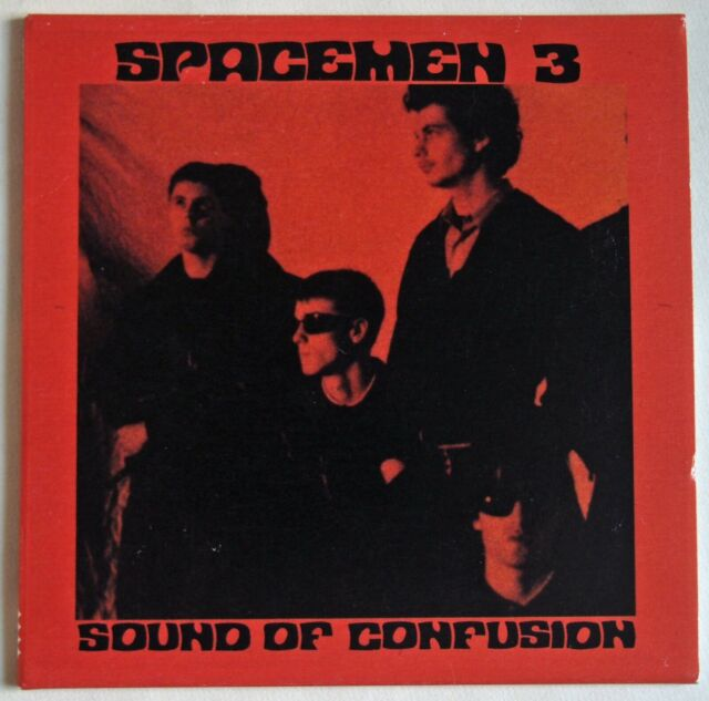 SPACEMAN 3 / SOUND OF CONFUSION / 1st ALBUM FIRE LABEL CD RELEASE / CARD SLEEVE
