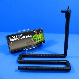 undergravel filteration Bottom circular Bar (S) Under Gravel FilterTube Filter | eBay