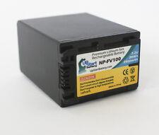 Sony NP-FV100 BC-TRV Battery NEX-VG10 HDR-XR550V XR520V UX9E UX7E TG5V SR8E HC9E