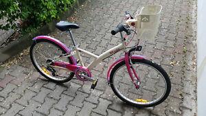 Dettagli Su Bicicletta Bambina 6 10 Anni Decathlon Praticamente Nuova