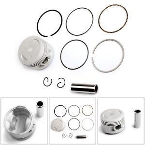 Kolben-Ring-Kit-1-00mm-Fuer-Yamaha-YBR125-YBR-125-Bore-Size-55mm-AH