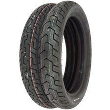 Dunlop D404 Tire Set - Honda CM400A/T 79-80 CM400E CM450E - Tires Only