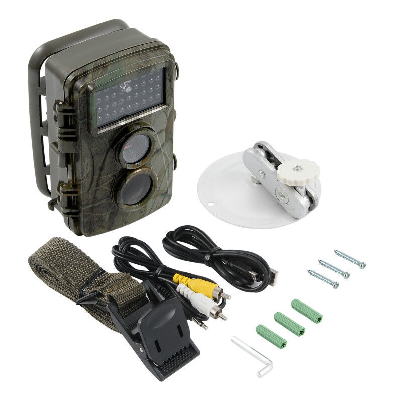 12MP 720P  Motion Activated Hunting Trail Camera IR Night Vision Wildlife Camera  online shopping