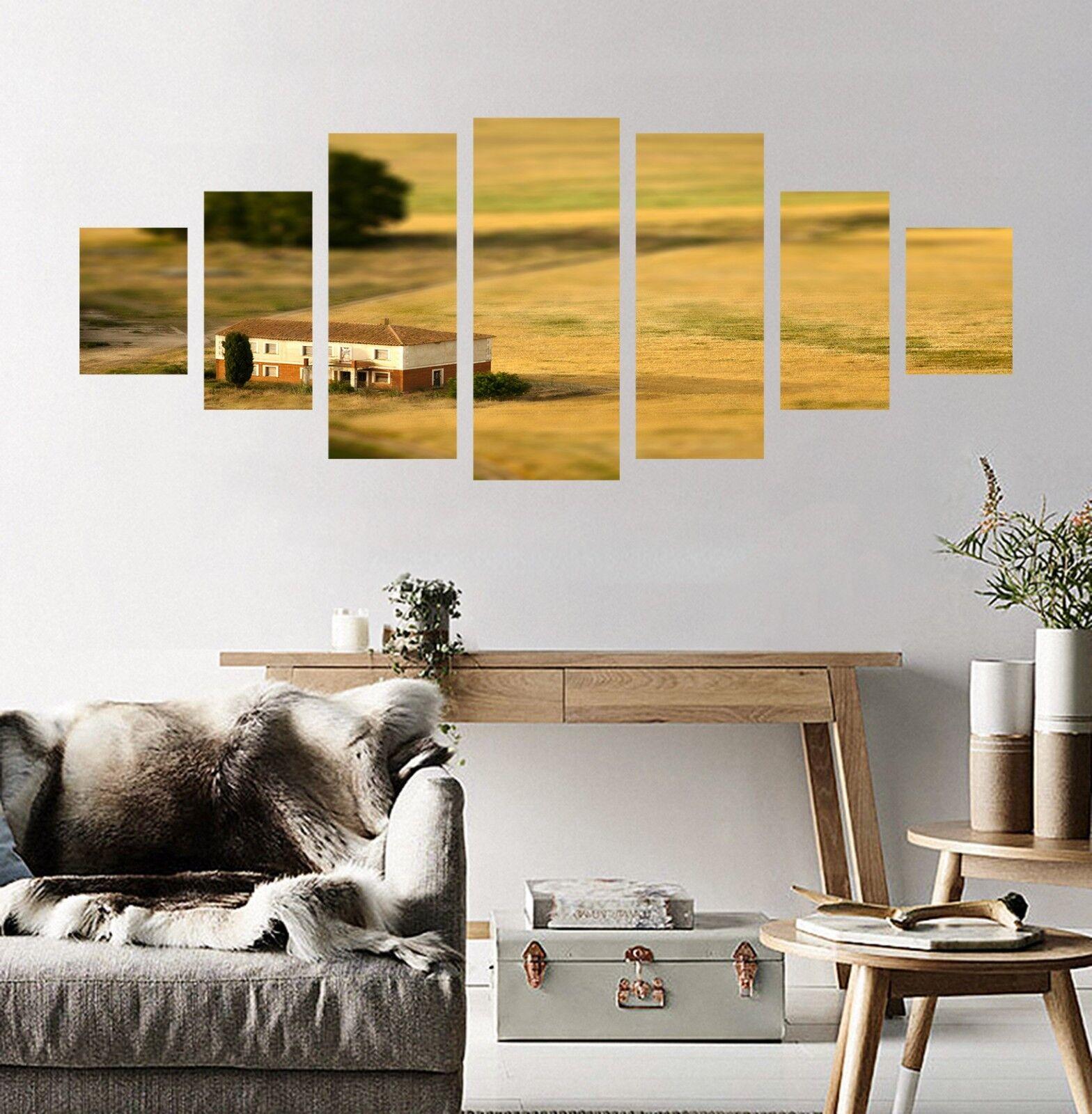 3D Grassland 813 Unframed Print Wall Paper Decal Wall Deco Indoor AJ Wall Jenny