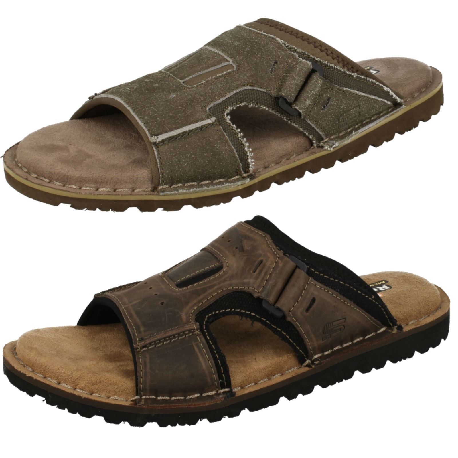 s Skechers     Memory Foam Relaxed Fit Sandals Golson 64148 1f5ace