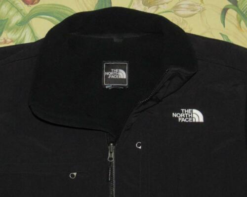 Mens NORTH FACE Black Denali Fleece Jacket XL