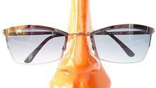 Sonnenbrille nur Oberrand Rodenstock schmal kleine Form mittlere Tönung leicht M
