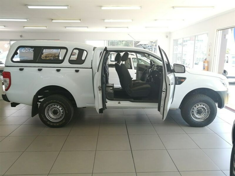 Ford Ranger 2.2 TDCi Xl 4x2 Super Cab, White with 169445km, for sale!