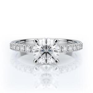 Engagement-Diamond-Ring-Brilliant-Round-Cut-18k-White-Gold-1-5-Carat-D-SI2