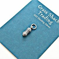 Peanut 925 Sterling Silver Mini Charm For Bracelets W-options 1865