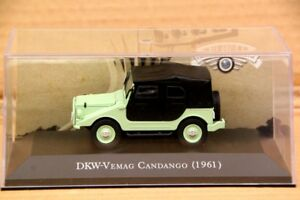 Altaya-1-43-DKW-Vemag-candango-1961-DIECAST-Car-Model-Limited-Edition-Collection