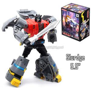 MFT-MF23-Slurdge-Newaoli-G1-Transformer-Mini-Pocket-Size-Action-Figure-NEW-Stock