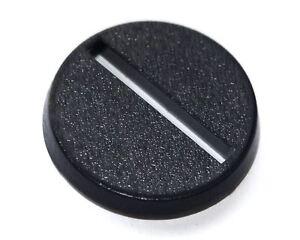 25mm-Round-Plastic-Slotta-Wargamming-Bases-x40