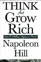 Think And Grow Rich By Napoleon Hill, (paperback), Wilder Publications , New, Fr
