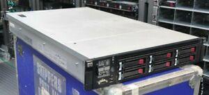 HP DL380 G7 2x Intel X5670 2.93Ghz 6-Core XEON 144GB RAM 6x 3TB 7.2K SAS HD 2xPS