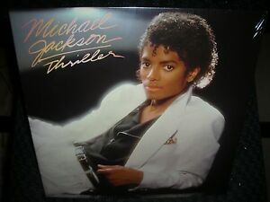 Michael Jackson Thriller Brand New Gatefold Record