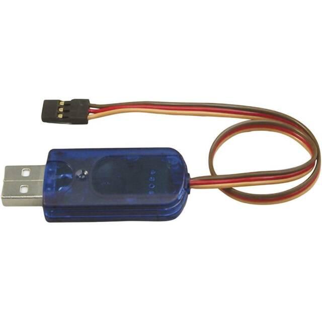 s Câble USB pour module de télémétrie Multiplex 1 pc