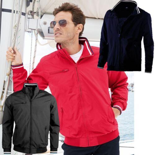 Free PnP Stylish Kariban Mens City Blouson Jacket Coat 3 Colours S M L XL 2XL