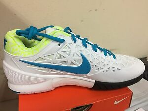 68adf58f71 Nike Men s Zoom Cage 2 Tennis Shoe Style  705247147