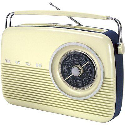 Bush TR82 Retro DAB+ Radio