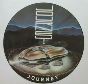 JOURNEY-Dont-Stop-Believin-12-034-Single-PICTURE-DISC-amp-INLAY