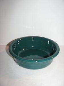 Fiestaware Evergreen Individual Casserole Dish Fiesta Dark Green Baking Dish