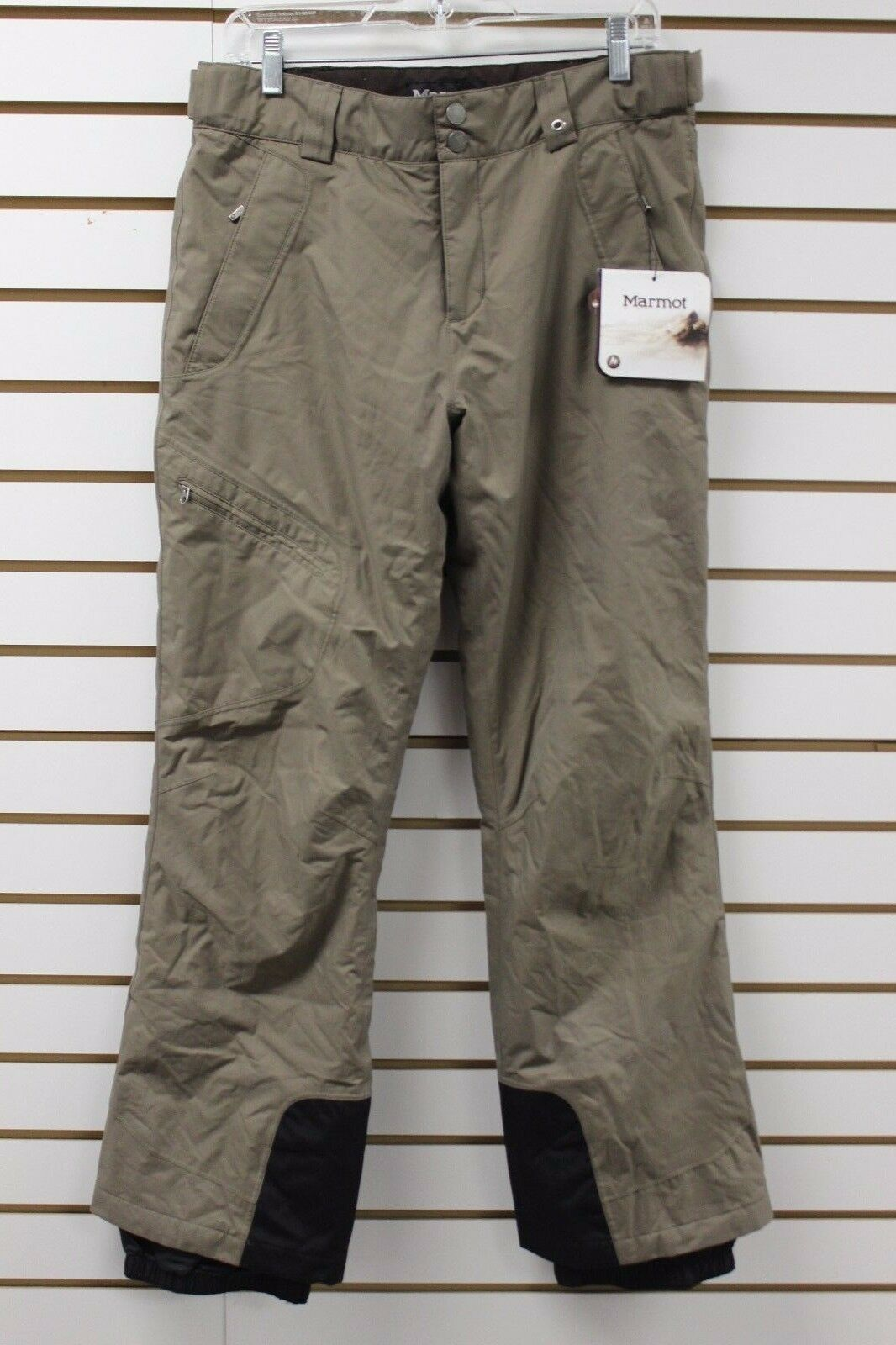 Marmot Women's MemBrain Chamonix  Insulated Pant Walnut 1396 Brand New With Tag  fair prices