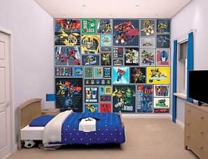 Fototapete Transformers Tapete Kinderzimmer Walltastic 2,44x3,05m ...