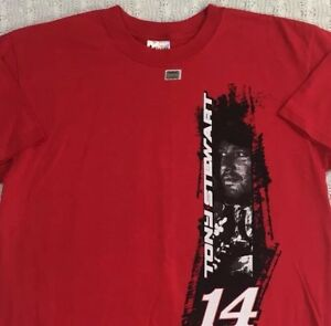 bc711ce5 Image is loading NASCAR-Chase-Authentic-Tony-Stewart-14-Office-Depot-